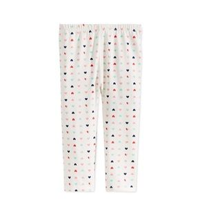 NWT First Impressions Hearts Print Leggings 24mo